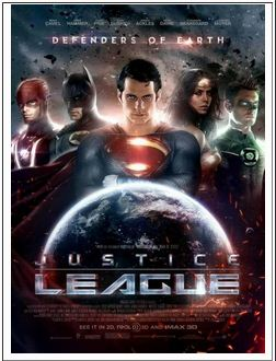 Justice League : part 1 (one) 2017