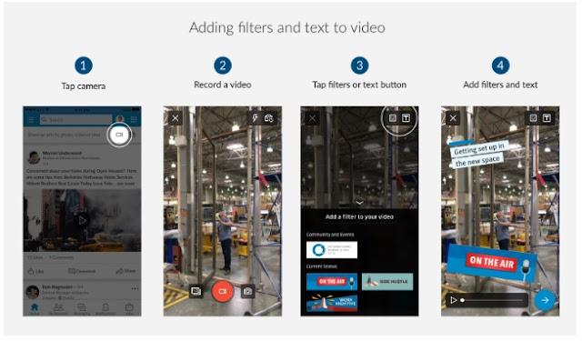 linkedin-texto-filtro-video