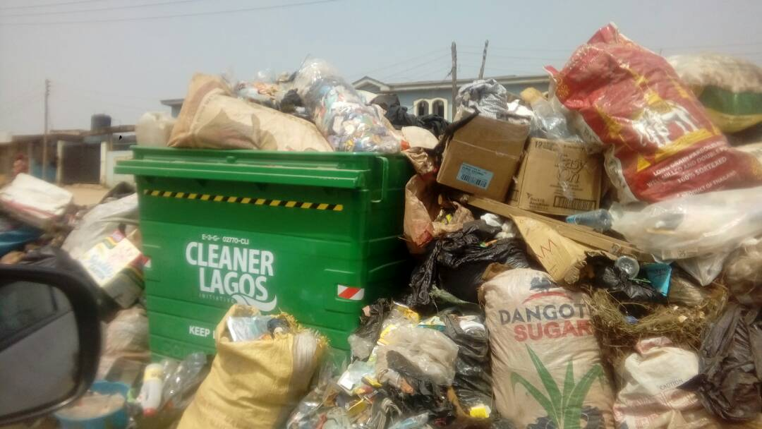 Cleaner Lagos or Cleaner Nonsense? The New Face of Lagos (Photos)