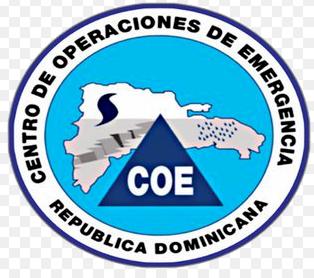 COE emite alerta amarilla en Santo Domingo