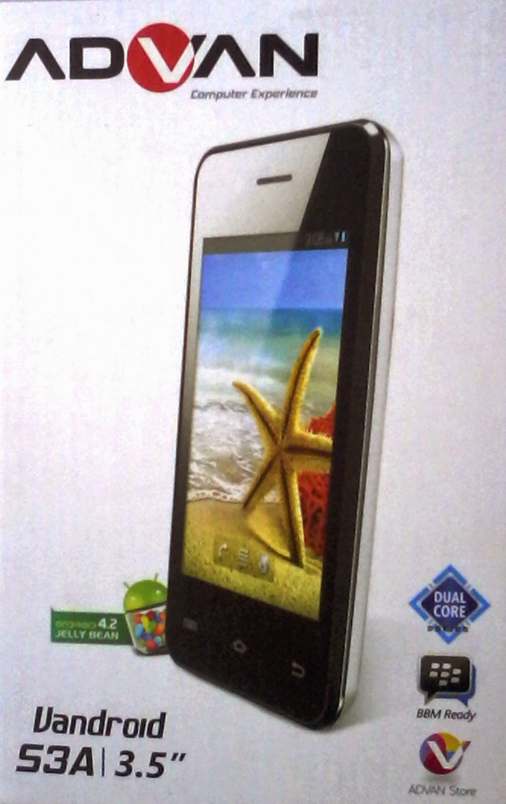 ADVAN S3A FLASH BERHENTI 3% HASIL MATOT ~ FIRMWARE OFFICIAL ALL ANDROID