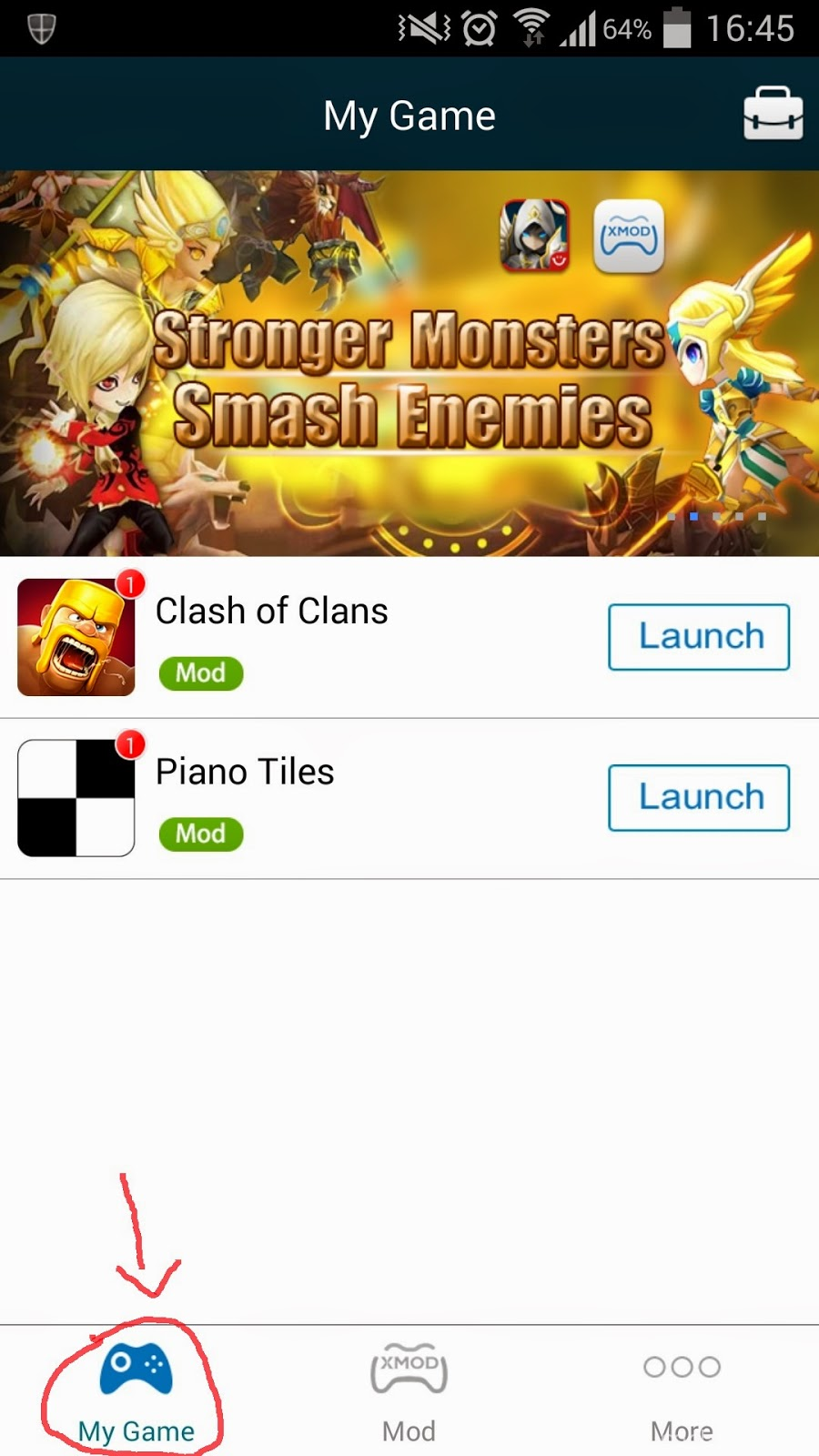 Clash Of Clans Support Xmod For Clash Of Clans