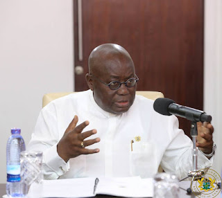 79 Factories Has So Far Implemented Under 1D1F - Akuffo Addo Expresses Excitement