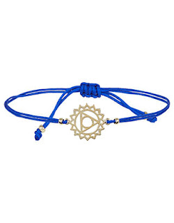 Accessorize Throat Chakra Friendship Bracelet