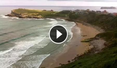 webcam playa los locos suances cantabria