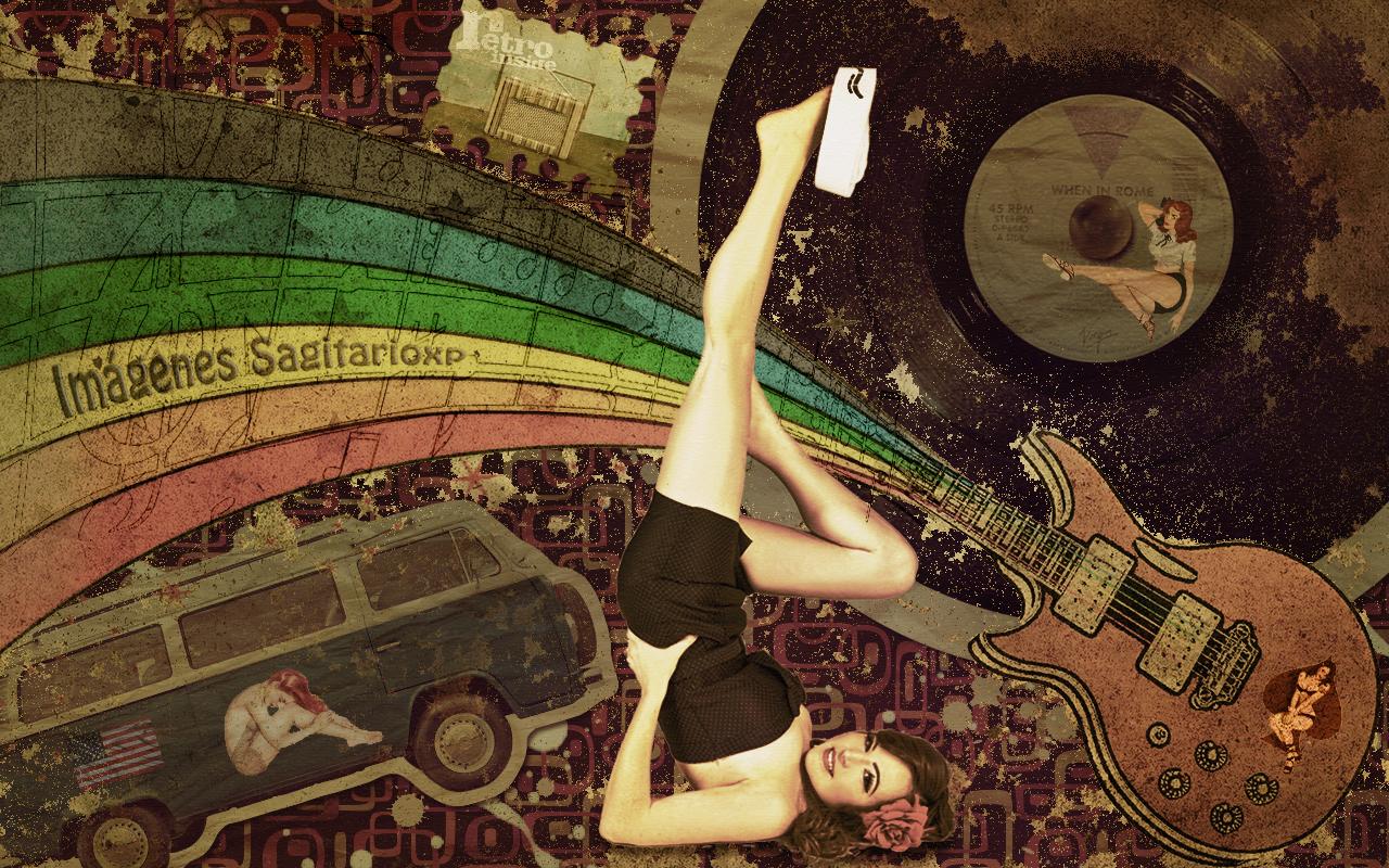 Retro Music Wallpaper: Imagenes Retro Wallpapers (44 Wallpapers)
