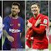 Cristiano y Messi se juegan en el clásico ser máximo goleador del 2017