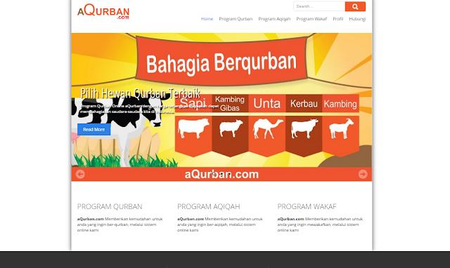 website aqurban.com
