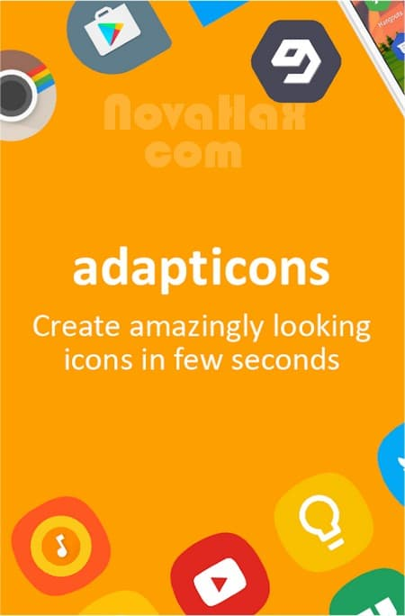 Adapticons for android apk