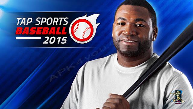 tap sports baseball 2015 playmod