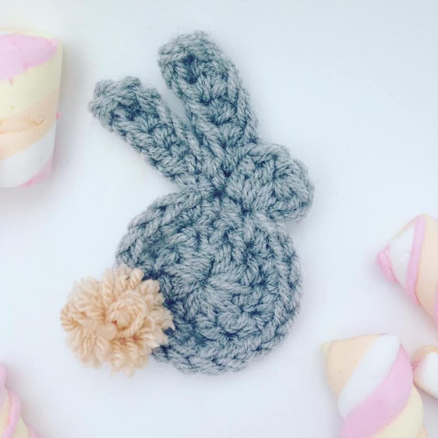 Martine De Regt Crochetlife Konijn Applicatie Haakpatroon Bunny