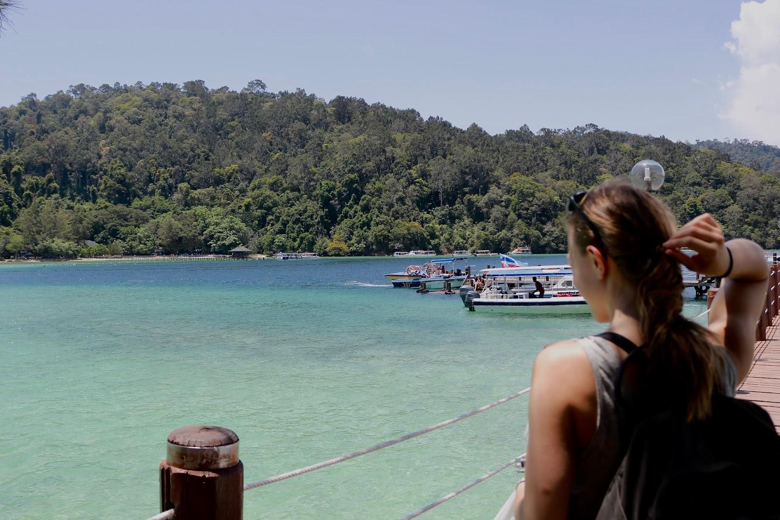 Sapi Island, Kota Kinabalu, Borneo, Malaysia