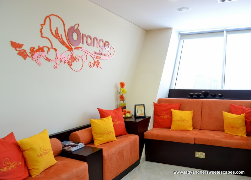 Orange Beauty Center in Al Garhoud Dubai