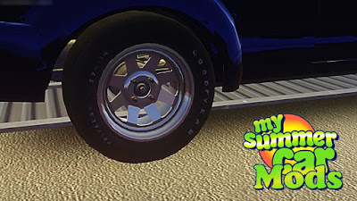 Download , mod, Tire,  New Gobra Tires for My Summer Car