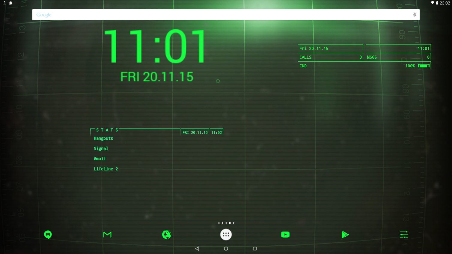 Fallout Themes For Android
