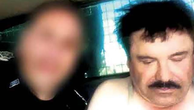 Ya salio el peine 'Le rechacé 50 mdd a 'El Chapo' para dejarlo libre' dice Federal