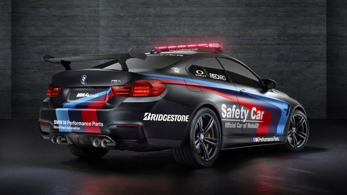 Wallpaper 2: BMW M4 MotoGP Safety Car