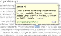 Google Dictionary: extensión que permite acceder al diccionario de Google desde cualquier página web (Chrome)