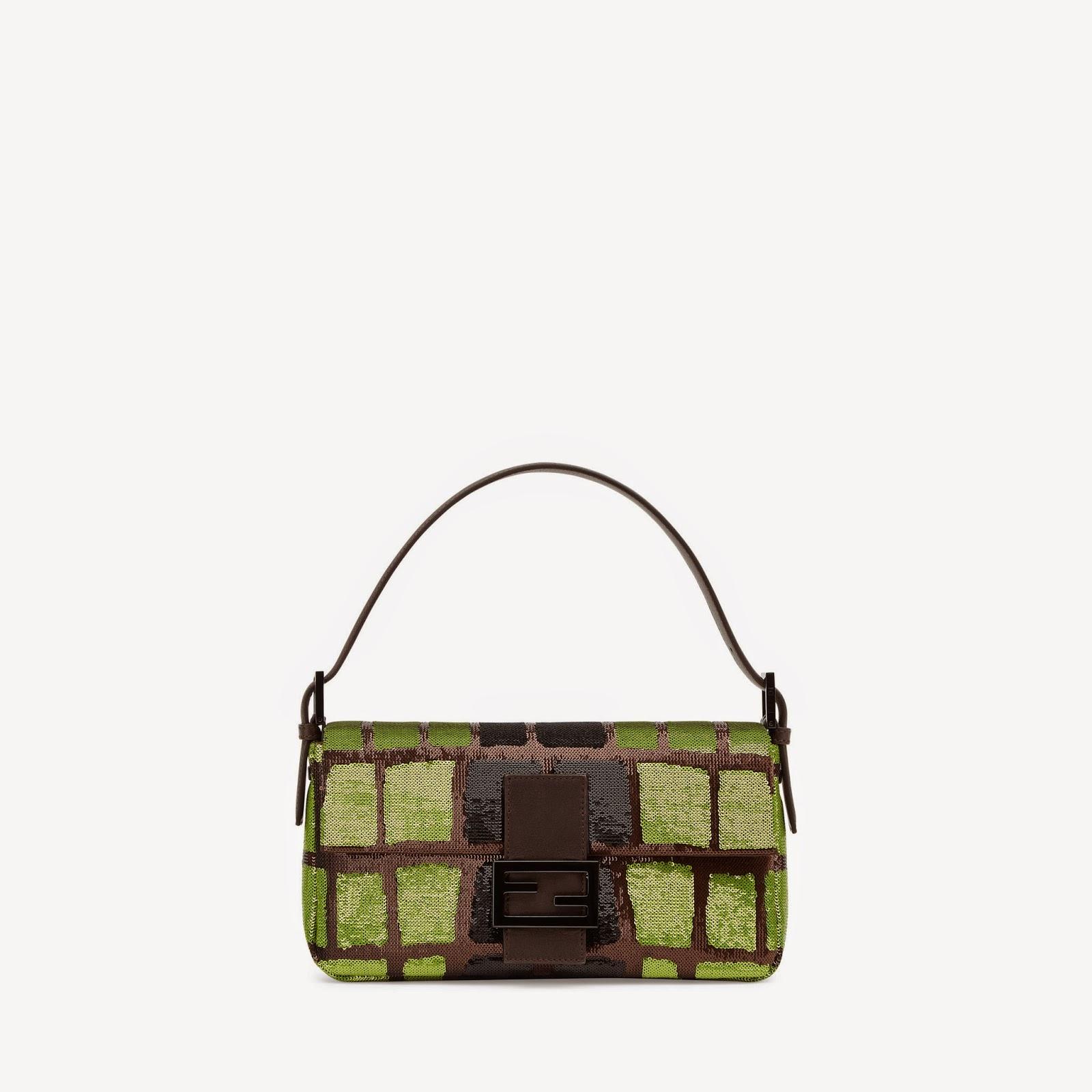Fendi's Fall/Winter 2014 Bags