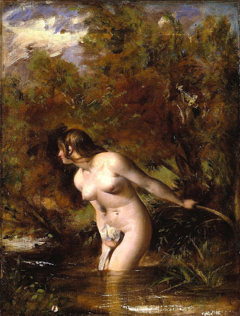 William Etty - bagnante - sex paintings