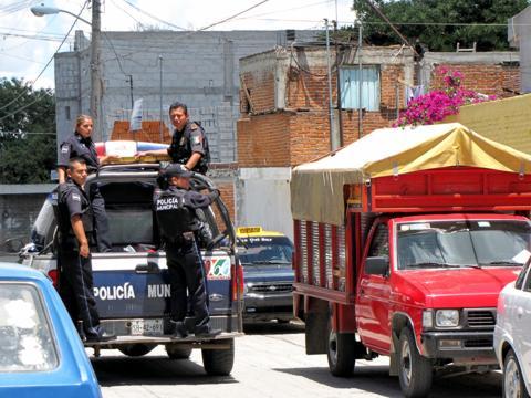 Delincuencia en Cuautlancingo