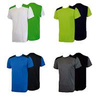 Imagen con los colores disponibles de la camiseta Vulcano de Confecciones Moru S.L. (Ver arriba listado de colores)