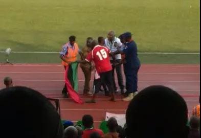 Biafran flag causes commotion as Enugu Rangers wins NPLF