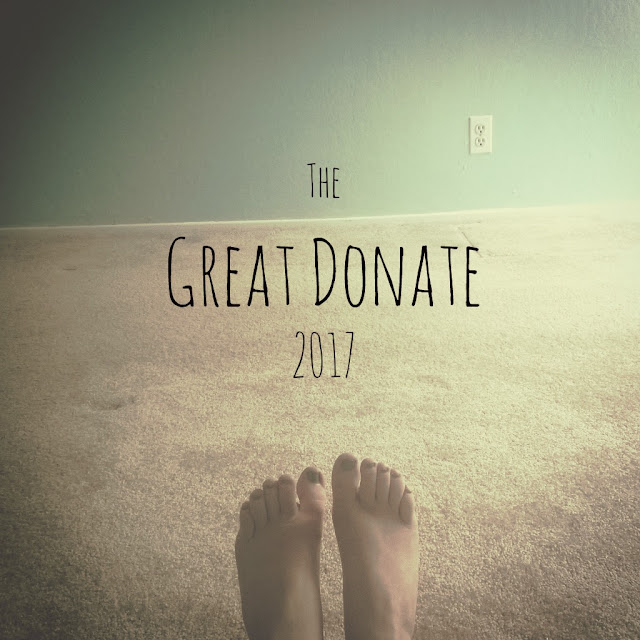 the great donate 2017 empty clean room