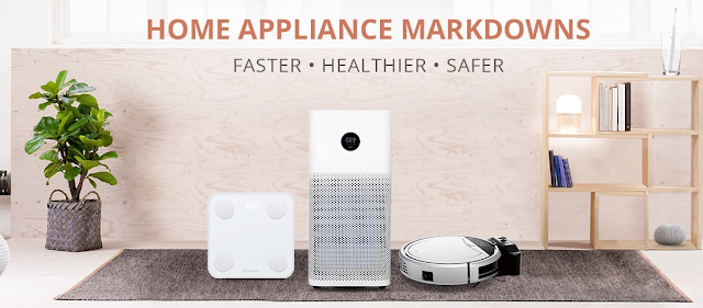 Promoção aparelhos inteligentes na Gearbest