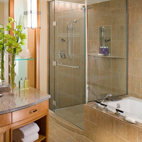 1stophomeremodel: Bathroom Remodel in Glendale