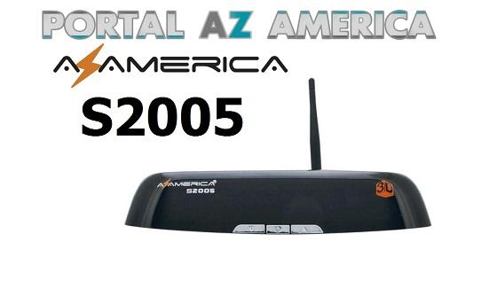 Resultado de imagem para AZAMÉRICA S2005  PORTAL AZAMERICA