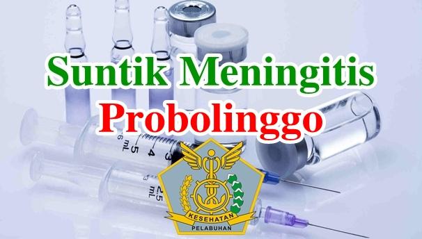 Alamat Tempat Suntik Vaksin Meningitis di Probolinggo