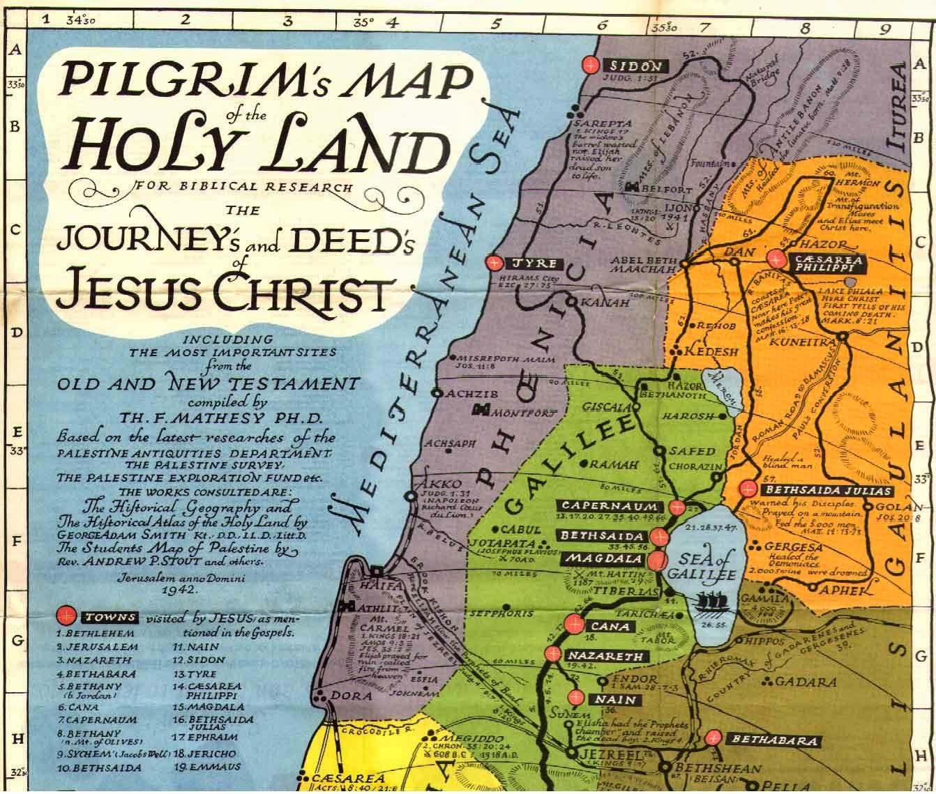 Holy Land Pilgrimage - Lakeside United Methodist Church