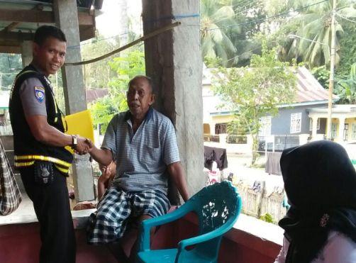 Pemerintah Kel.Putabangun Dor To Dor, Ingatkan Warga Untuk Kandangkan Ternaknya