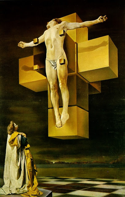 Dali on Religion & Faith as Expressed in Art