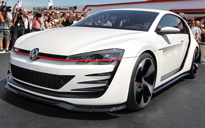 La Vie Digitale Awesome Volkswagen Golf Gti Design Vision
