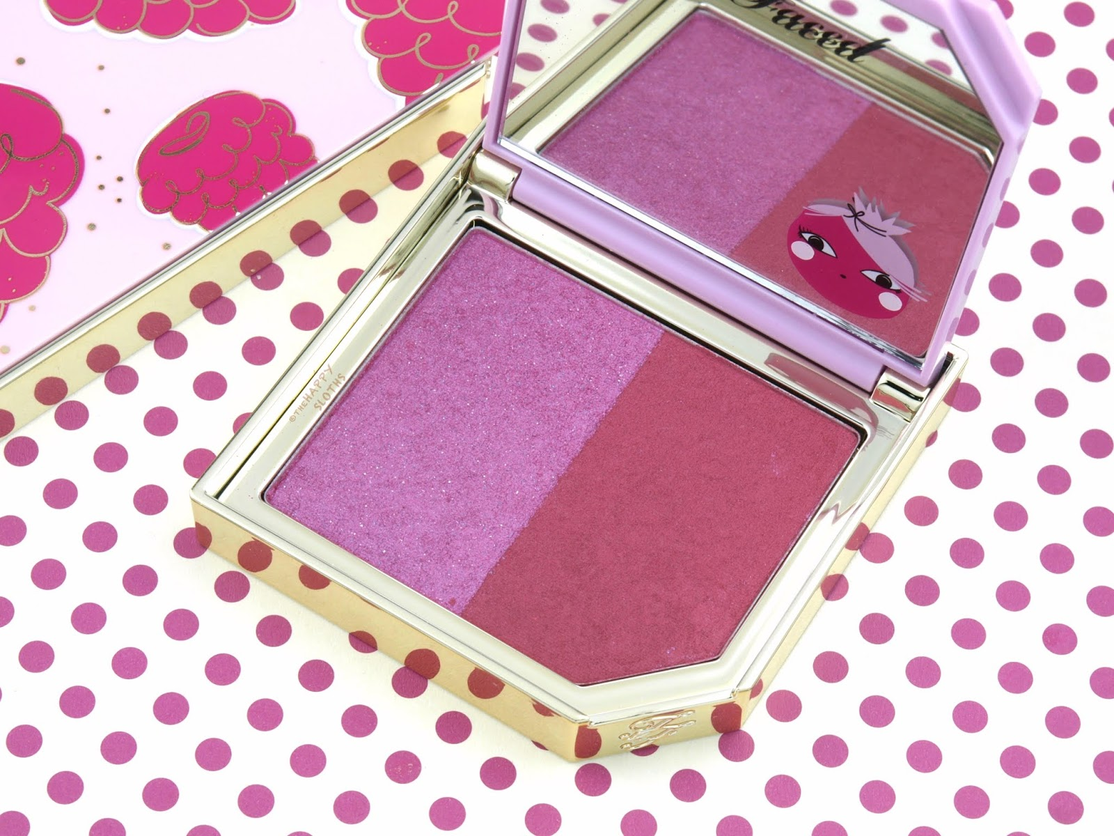 Edition Tutti Frutti Christmas Fruit Cake Makeup Collection by Too Faced #20