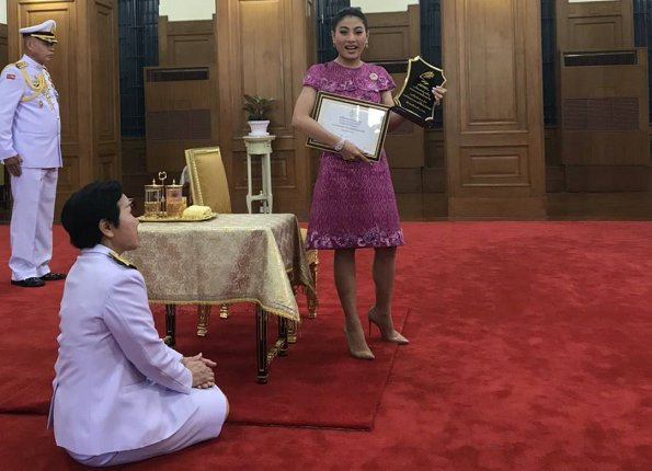 Princess Sirivannavari Nariratana is one of the most stylish royals on the fashion scene at Paris Fashion Week Dior, Chanel and Valentino