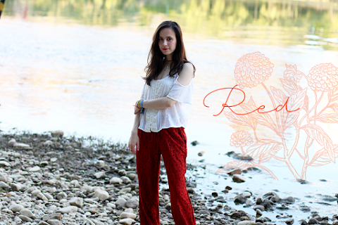 OOTD | RED