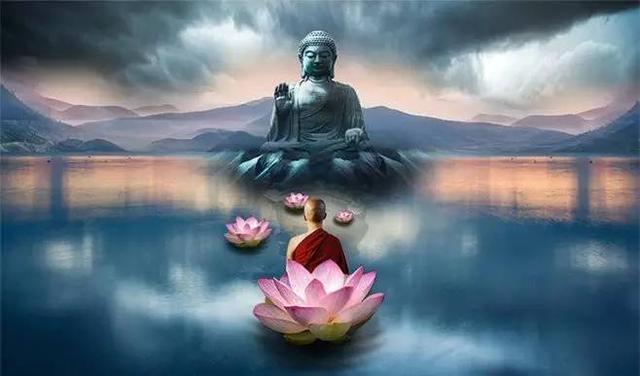 佛教小故事 - 當下是最好的安排