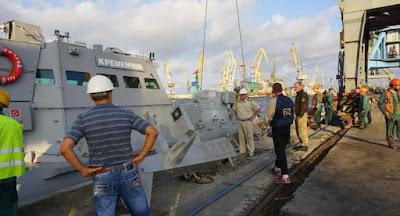 Правительство планирует создать базу ВМС на Азовском море