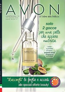 Catalogo Avon Campagna 12. Olio Viso Miracle Glow Nutraeffects. Guarda il Catalogo Avon della Campagna in corso e scopri come ordinare i prodotti Avon. Presentatrice Avon. Opinioni, Recensioni, Tutorial e Review sui prodotti Avon.