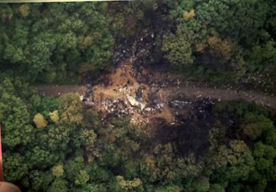 Acidentes e Desastres aéreos