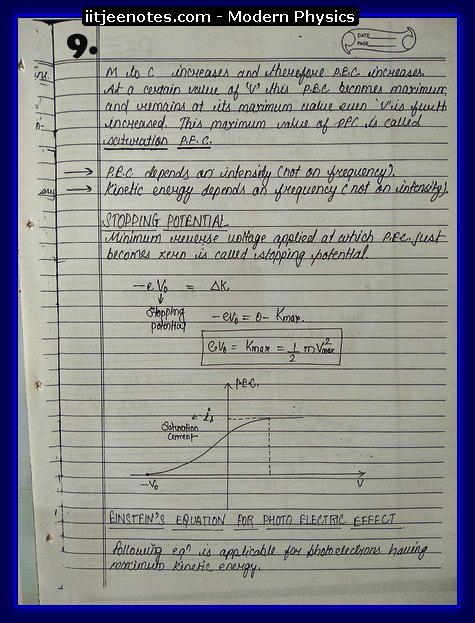 Modern Physics 9