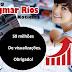 Blog Agmar Rios ultrapassa a marca de 59 milhões de visualizações