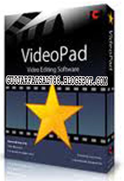 Videopad editor registration code