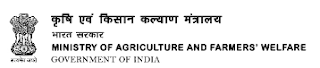 Ministry of Agriculture & Farmers Welfare Recruitment 2018