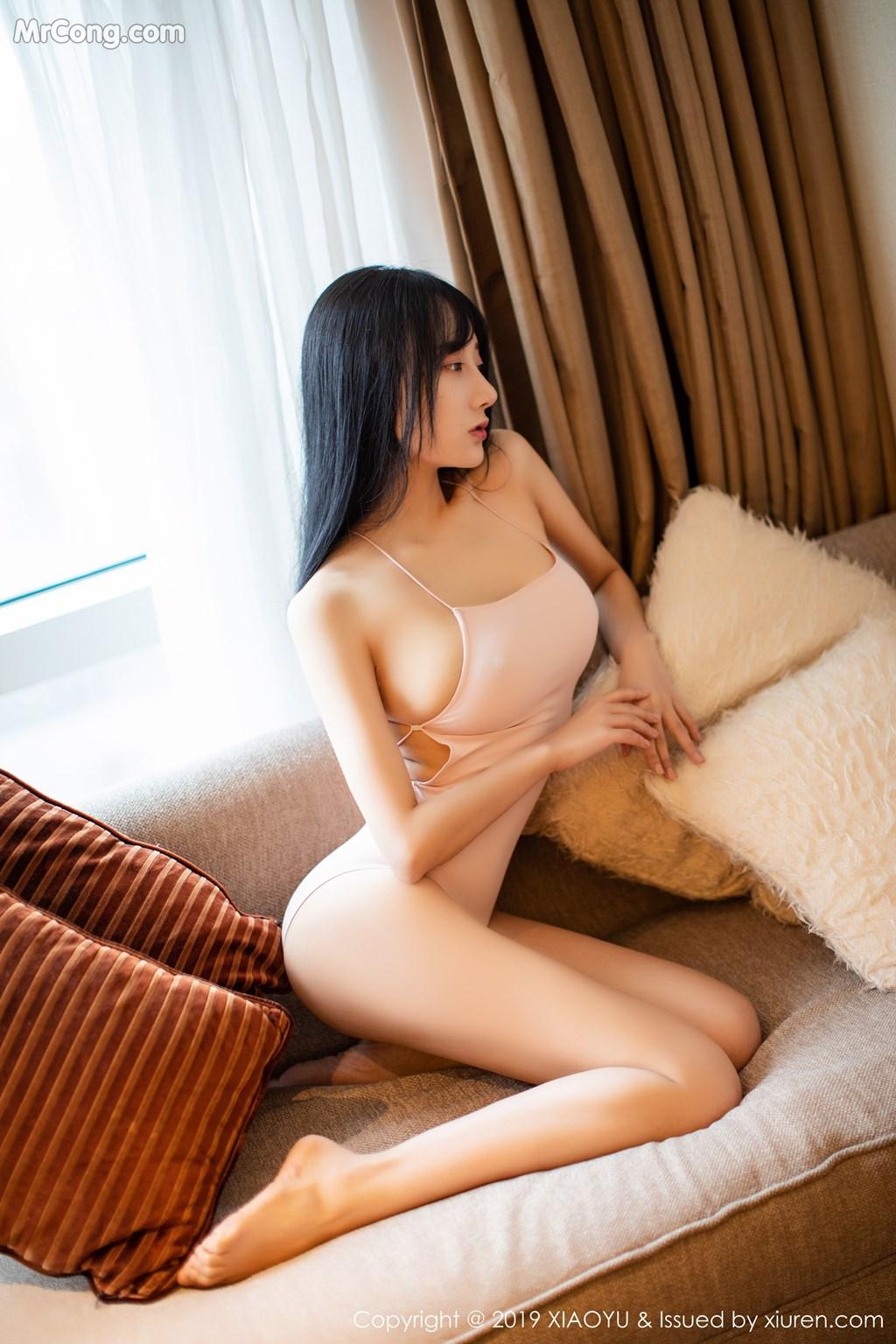 Image XiaoYu-Vol.097-He-Jia-Ying-MrCong.com-004 in post XiaoYu Vol.097: He Jia Ying (何嘉颖) (67 ảnh)