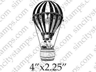 http://blankpagemuse.com/hot-air-balloon-with-wooden-barrel-basket-rubber-stamp/