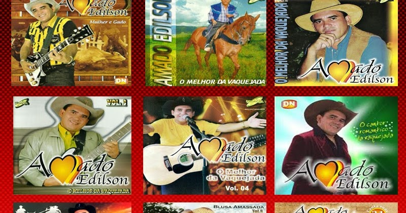 CD EDILSON E DE BAIXAR AMADO
